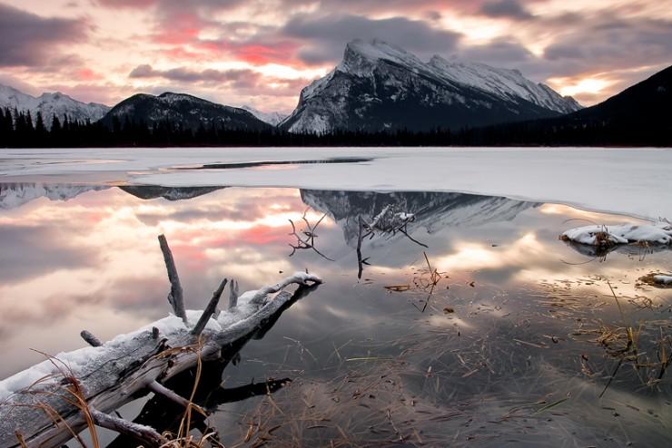 Rundle Mountain