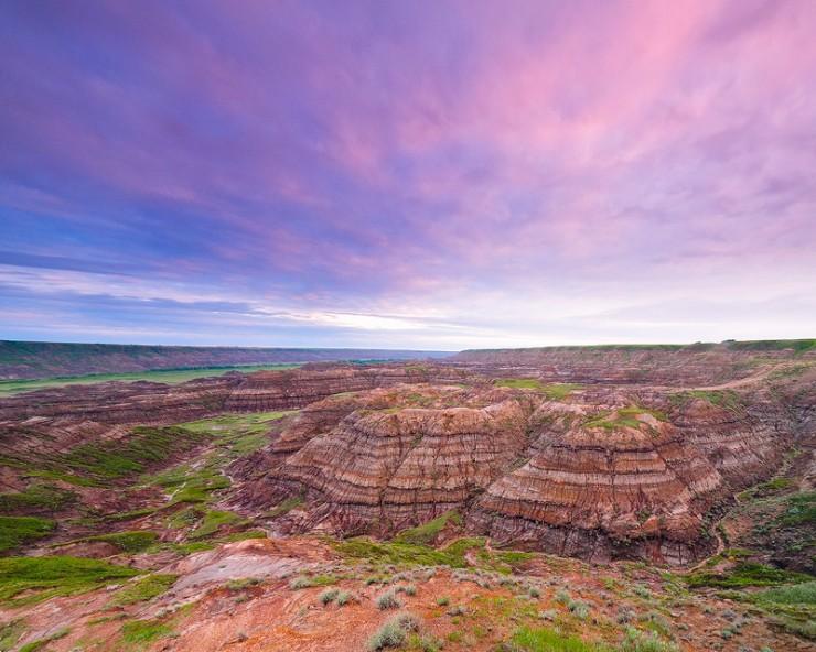 Horsethief Canyon Sunrise
