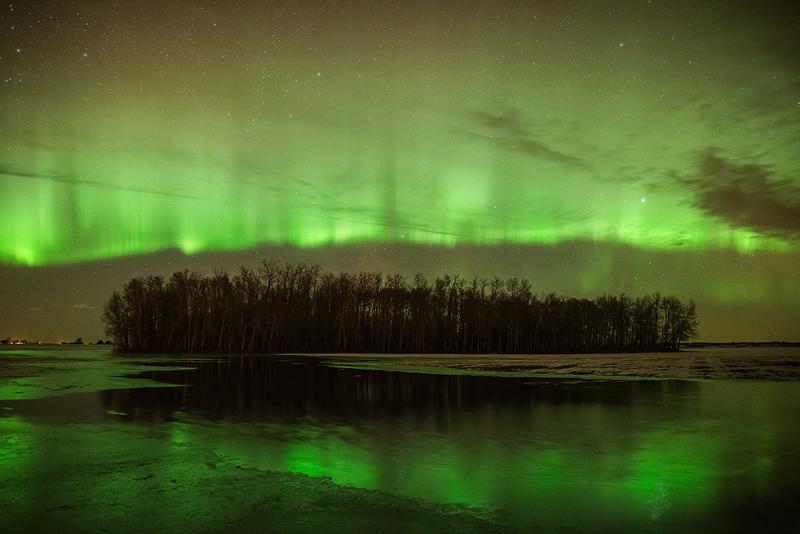 Aurora Pond