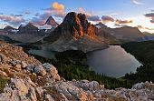 Photo taken at Mt Assiniboine